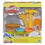 Play Doh Conjunto Ferramentas Divertidas - Hasbro