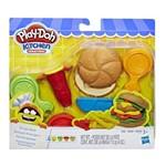 Play Doh Conjunto Hambúrgueres Divertidos - Hasbro