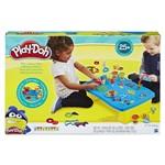 Play Doh Conjunto Mesa de Atividades - Hasbro Play Doh Conjunto Mesa de Atividades - Hasbro