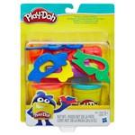 Play Doh Conjunto Rolos e Cortadores - Hasbro