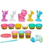 Play-Doh Crie Seu Pônei My Little Pony B0009 - Hasbro