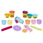 Play Doh Festa Cupcake com Pinkie Pie - Hasbro