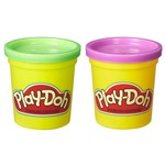 Play Doh Massinha 2 Potes - Hasbro