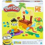 Play Doh Playset Paraiso dos Minions B9028
