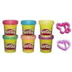 Play Doh Refil com Glitter Massinha de Modelar - Hasbro