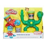 Play Doh Spider Man Vs Doutor Octopus - Hasbro