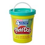 Play Doh Super Pote Cores Modernas - Hasbro