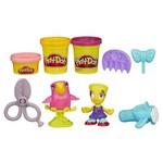 Play Doh-Town Kit Figura e Animal Cabeleireiro B5973 Hasbro B3411