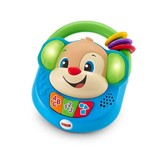 Player Musical - Aprender e Brincar - Cachorrinho - Fisher-price