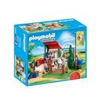 Playmobil Estação de Preparo para Cavalos