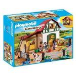 Playmobil Fazendinha com Pôneis