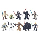 Playset com Figuras - Playskool Galactic Heroes - Disney Star Wars - Hasbro