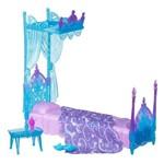 Playset Disney Frozen - Quarto da Rainha - Cama de Gelo - Hasbro