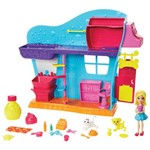Playset e Mini Boneca - Spa dos Bichinhos - Mattel