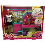 Playset Grande Boneca Barbie Professora Ginasta - Mattel
