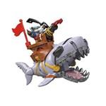 Playset Imaginext - Pirata - Mega Mouth Shark - Mattel