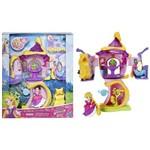 Playset Torre do Castelo Princesa Rapunzel Disney - Hasbro