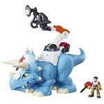 Playskool Heroes Chomp Squad Doutoratops - Hasbro