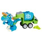 Playskool Heroes Chomp Squad Raptor Compactor - Hasbro