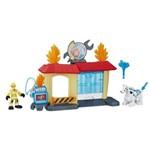 Playskool-Heroes Transformers Rescue Bots Oficina Griffin Rock Hasbro B4963