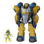 Playskool Power Rangers Gold Ranger e Pterazord - Hasbro