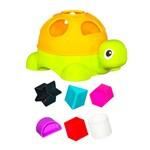 PlaySkool Tartaruga de Formas - Hasbro