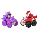 Playskool Top Wing Pilotos Rod e Betty - Hasbro