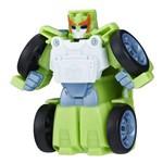 Playskool Transformers Rescue Flip Racers Medix Paramedico - Hasbro