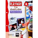 Playway To English 4 Picture Cards