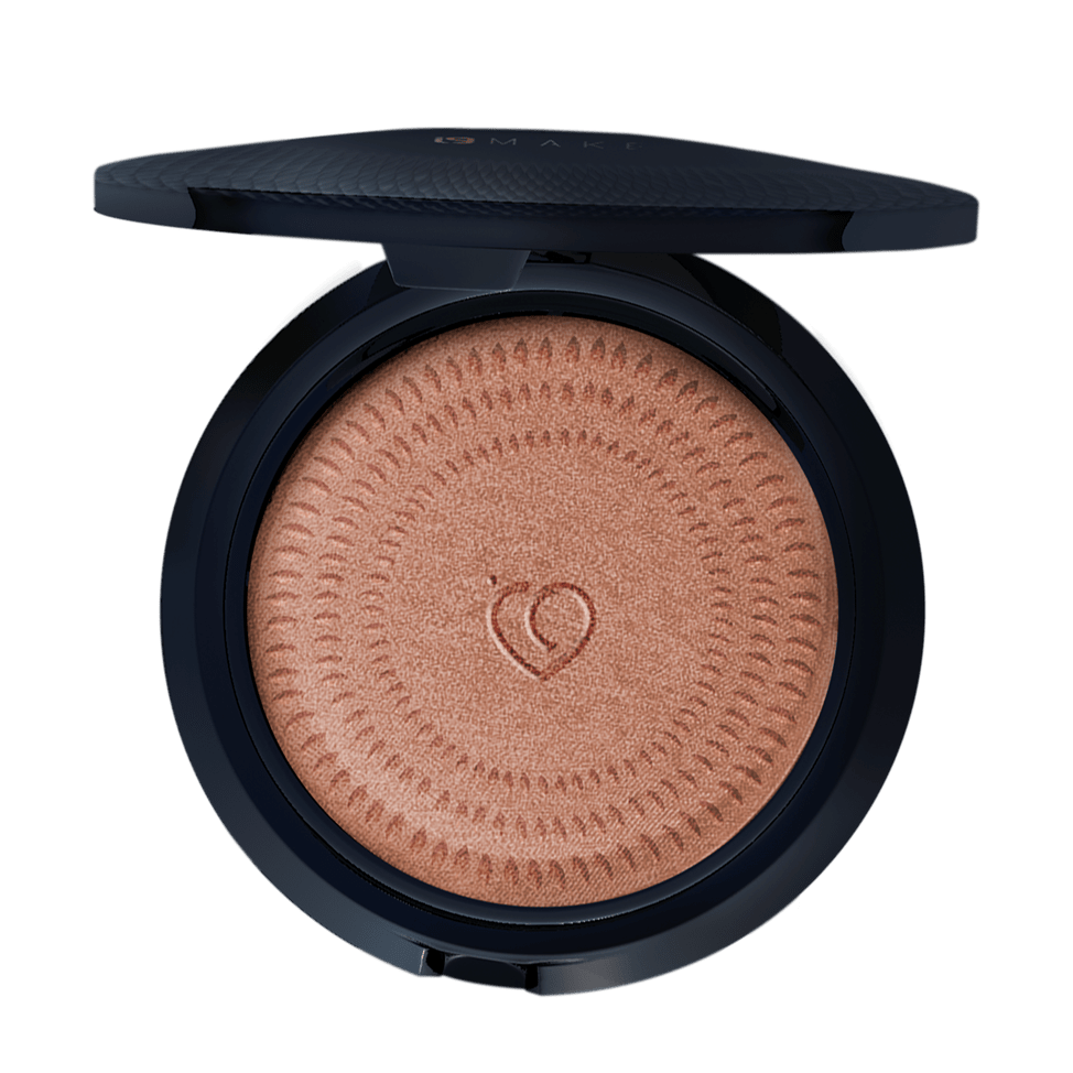 Pó Compacto Bronzer Golden Beatch I9Life 054