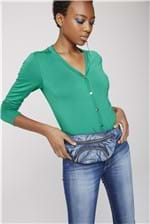 Pochete Jeans Unissex - Tam: UC / Cor: BLUE