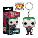 Pocket POP Funko Chaveiro Joker Coringa Esquadrão Suicida