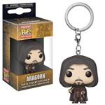 Pocket Pop Keychain Chaveiro Funko - Aragorn Senhor dos Aneis