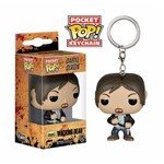 Pocket Pop Keychain Chaveiro Funko - Daryl Dixon Walking Dead
