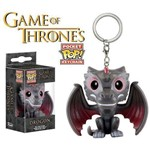 Pocket Pop Keychain Chaveiro Funko Drogon Game Of Thrones