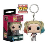 Pocket Pop Keychain Chaveiro Funko - Harley Quinn Suicide Squad