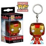 Pocket Pop Keychain Chaveiro Funko Iron Man Mark 50
