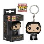 Pocket Pop Keychain Chaveiro Funko Jon Snow Game Of Thrones