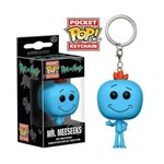 Pocket Pop Keychain Chaveiro Funko Mr Meeseeks Rick And Morty