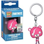 Pocket Pop Keychain Cuddle Team Leader Fortnite