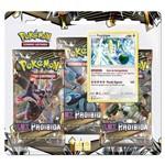 Pokemon Blister Triplo Sol e Lua Luz Proibida Regigigas - Copag