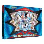 Pokémon Box Ash-Greninja Ex