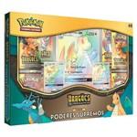 Pokemon Box Poderes Supremos Dragões Soberanos - Dragonite