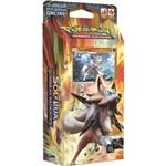 Pokémon Deck - Sombras Ardentes Rocha Confiável - Lycanroc