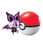 Pokemon Noibat com Poke Ball - Edimagic