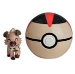 Pokémon - Pokébola Clip N Go Rockruff- DTC