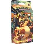 Pokemon Starter Deck Chama Implacável Sol e Lua 9 União Aliados Charizard - Copag