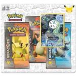 Pokémon Triple Pack 20 Anos Coleção Mítico Gerações Meloetta