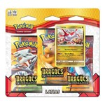 Pokemon Triple Pack Dragões Soberanos Latias Booster