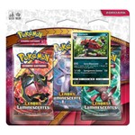 Pokemon Triple Pack Lendas Luminescentes Zoroark